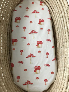 'Into The Fairy Garden' Organic Cotton Swaddle Blanket