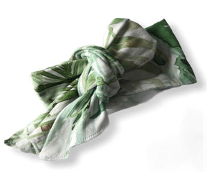 TROPICAL Organic Cotton Head Wrap