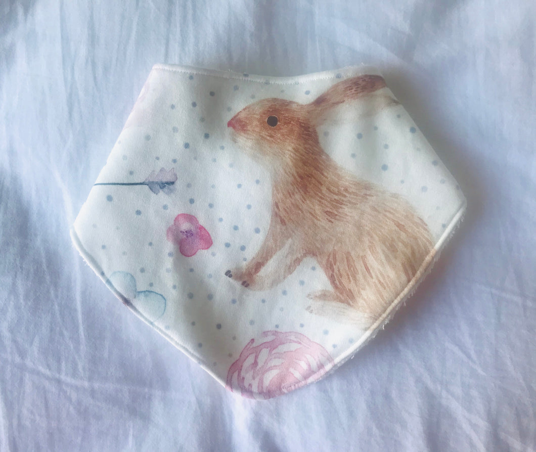 BUNNIES AND ROBINS Slouch Bib Sale