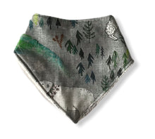 ARCTIC DREAMS Organic Cotton Bandana Bib