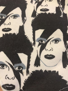 BOWIE ROCK MONOCHROME Organic Cotton Head Wrap