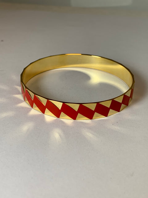 Colorful Enamel Bracelet