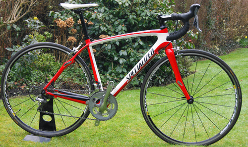 Specialized Roubaix Carbon Road Bike - Small suit rider 5'7- 5'9