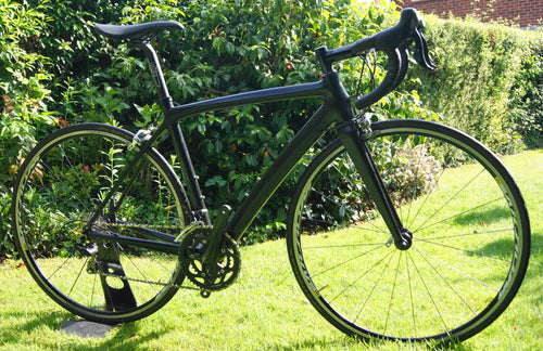 Planet X RT-58 Carbon Road Bike - Small suit rider 5'7 - 5'9