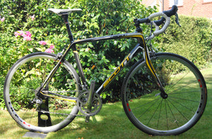 Scott CR1 Team Road Bike
