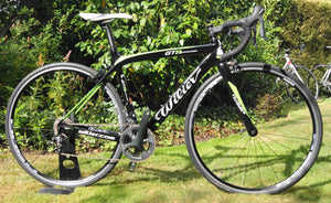 Wilier Triestiana GTR Carbon Road Bike - Small suit rider 5'4 - 5'7