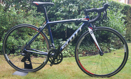 Scott CR1 30 Carbon Road Bike - xSmall suit rider 5'1 - 5'4