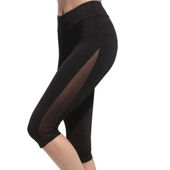 Capri Splice Leggings