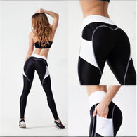 Fashion Heart Leggings with Pockets
