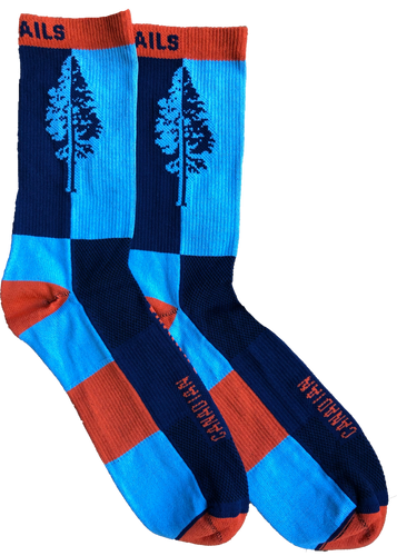 Run for the Trees Socks