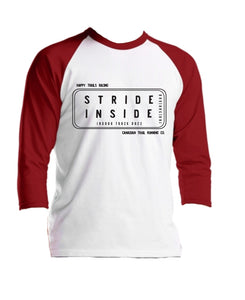 "Special Edition ""Stride Inside"" 3/4 tee"
