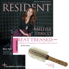 Ibiza Hair Press Coverage Resident Magazine