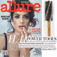 Ibiza Hair Press Coverage Allure Magazine