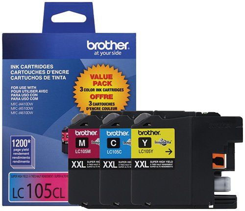 Brother LC1053PKS Super High Yield XXL Original Ink Cartridges