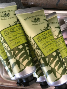 Travel size 30ml Shea Butter Hand Cream Verbena