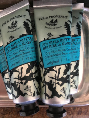 Travel size 30ml Shea Butter Hand Cream Milk