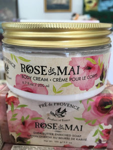 Rose De Mai Body Cream 200ml