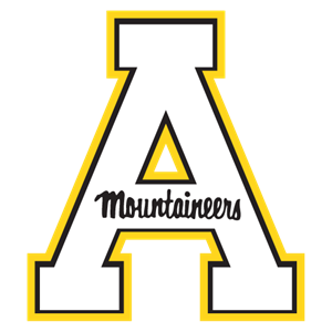 Appalachian State logo 2018 college playoff reservations
