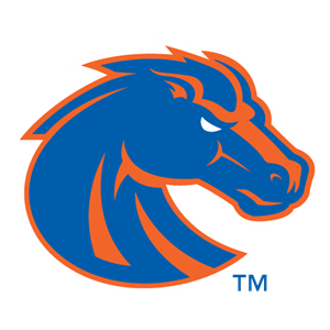 Boise State logo 2018 college playoff reservations