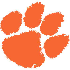 Clemson logo 2018 college playoff reservations