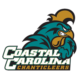 Coastal Carolina logo 2018 college playoff reservations