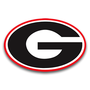 Georgia logo 2018 college playoff reservations
