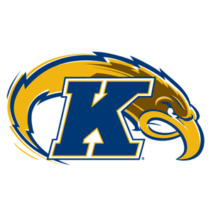 Kent State logo 2018 college playoff reservations