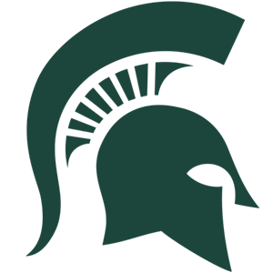 Michigan State logo 2018 college playoff reservations