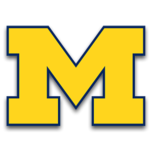 Michigan logo 2018 college playoff reservations
