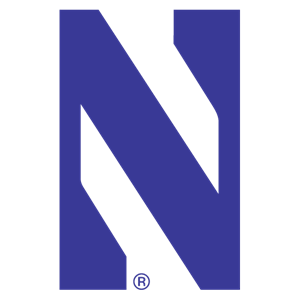Northwestern logo 2018 college playoff reservations