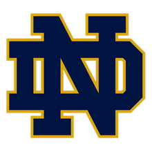 Notre Dame logo 2018 college playoff reservations