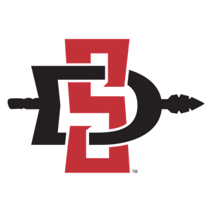 San Diego State logo 2018 college playoff reservations