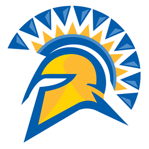 San Jose State logo 2018 college playoff reservations