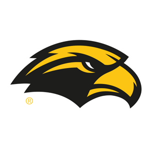 Southern Miss logo 2018 college playoff reservations