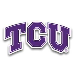 TCU logo 2018 college playoff reservations