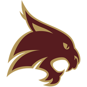 Texas State logo 2018 college playoff reservations