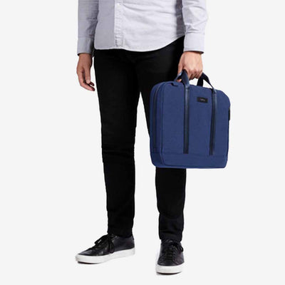 Bellroy Classic Brief Laptoptsche blau