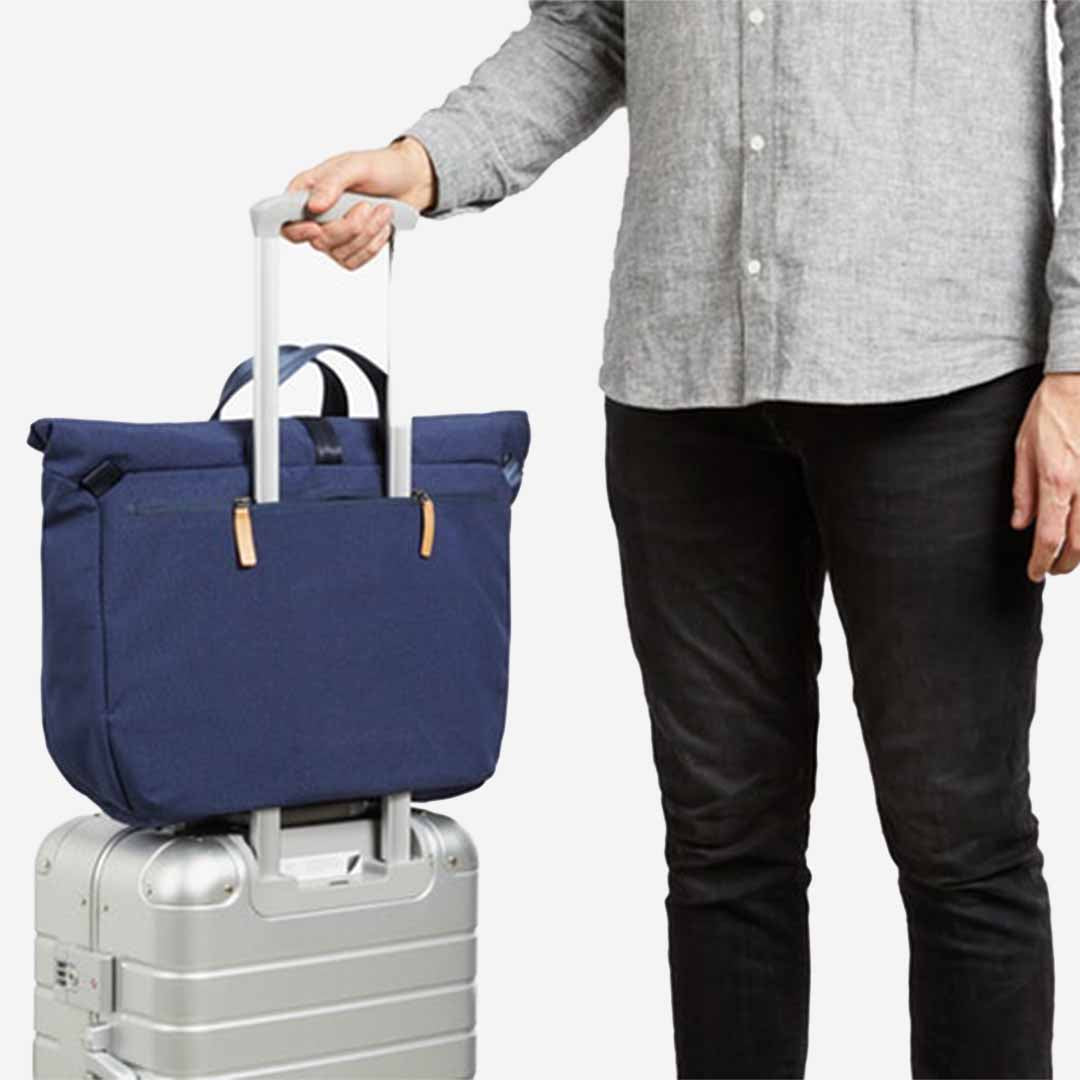 Bellroy, System Work Bag Canvas Laptoptasche, blau