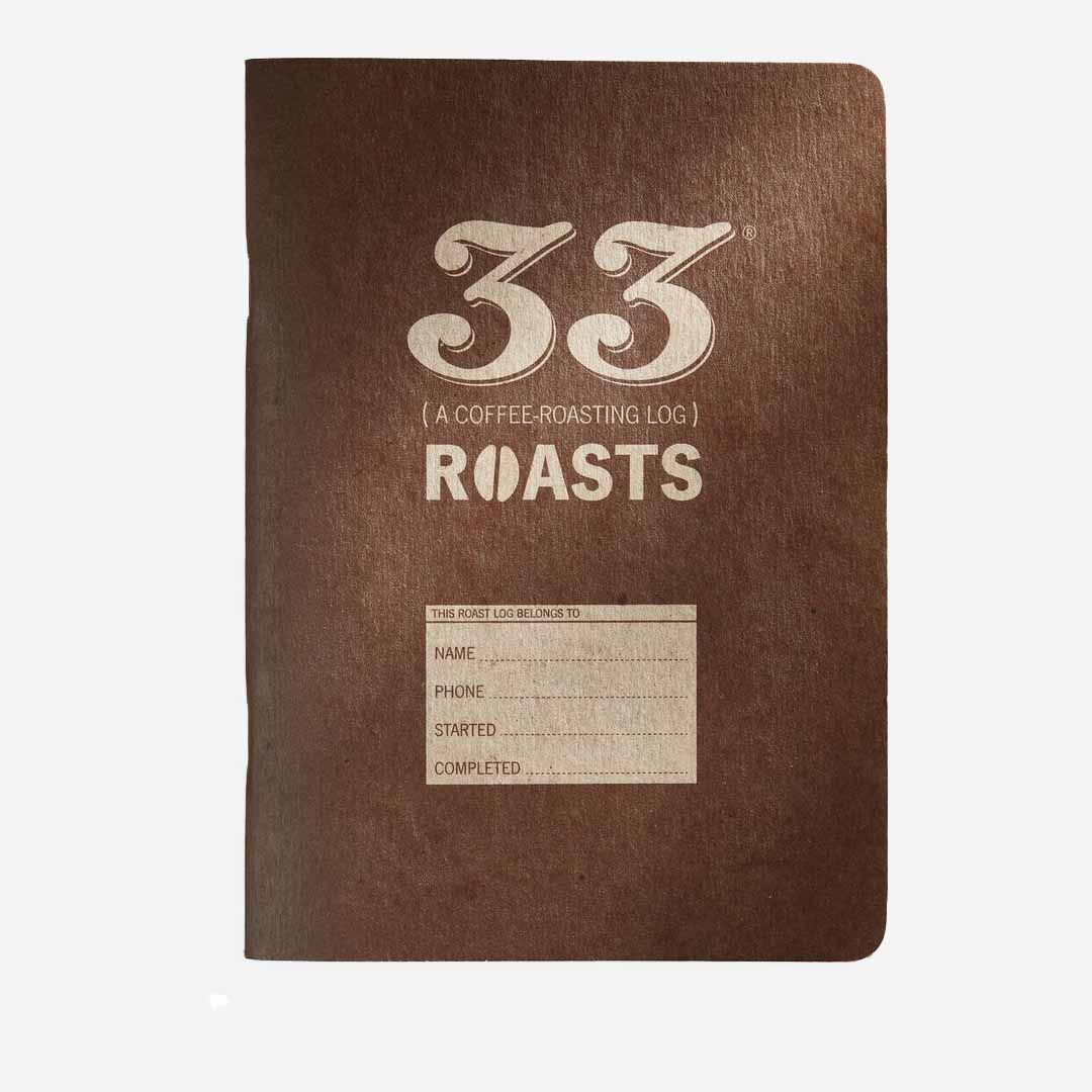 Buch, 33 Roasts: A Coffee-Roasting Log