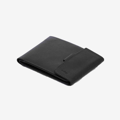 Bellroy Key Cover Leder, Blue Steel