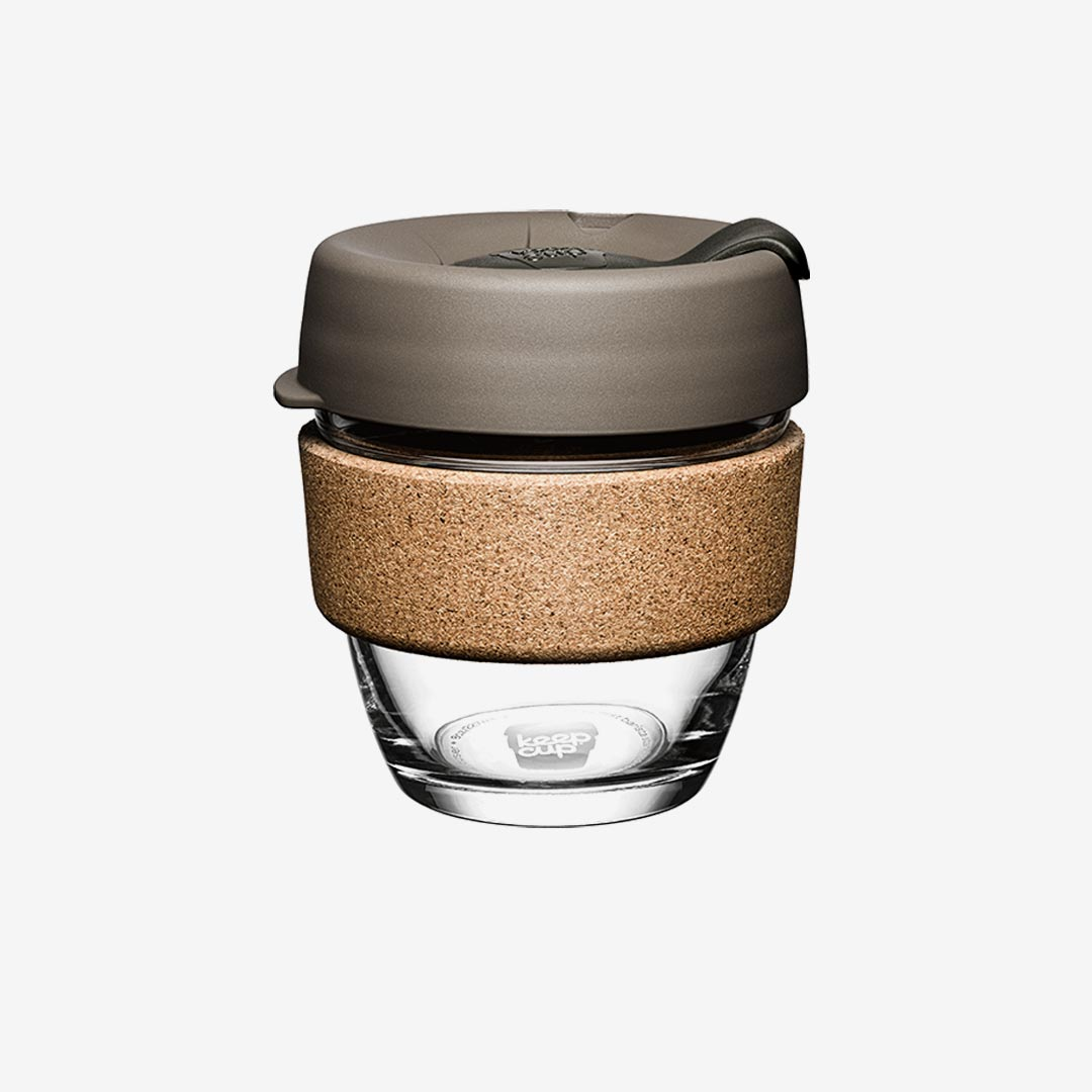 KeepCup Kaffeebecher Cork, latte, small