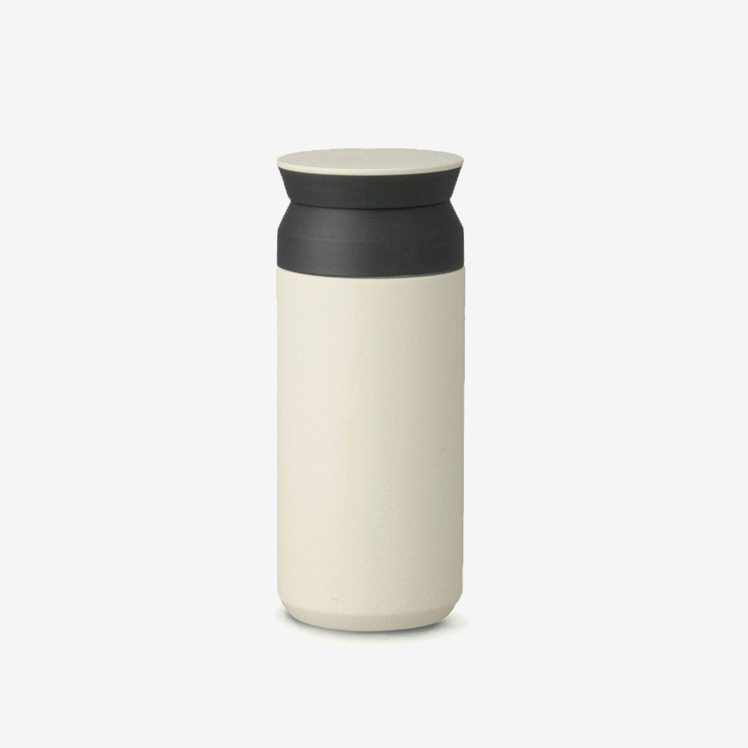 Kinto Travel Mug, Coffee To Go Becher, Design, weiss