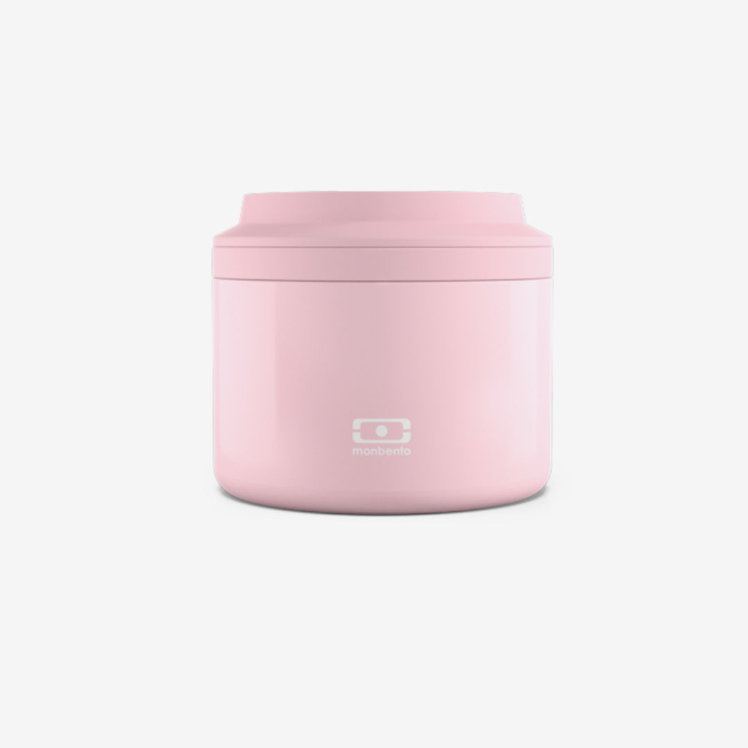 Monbento, Element Thermo Lunchbox, Litchi, Rosa