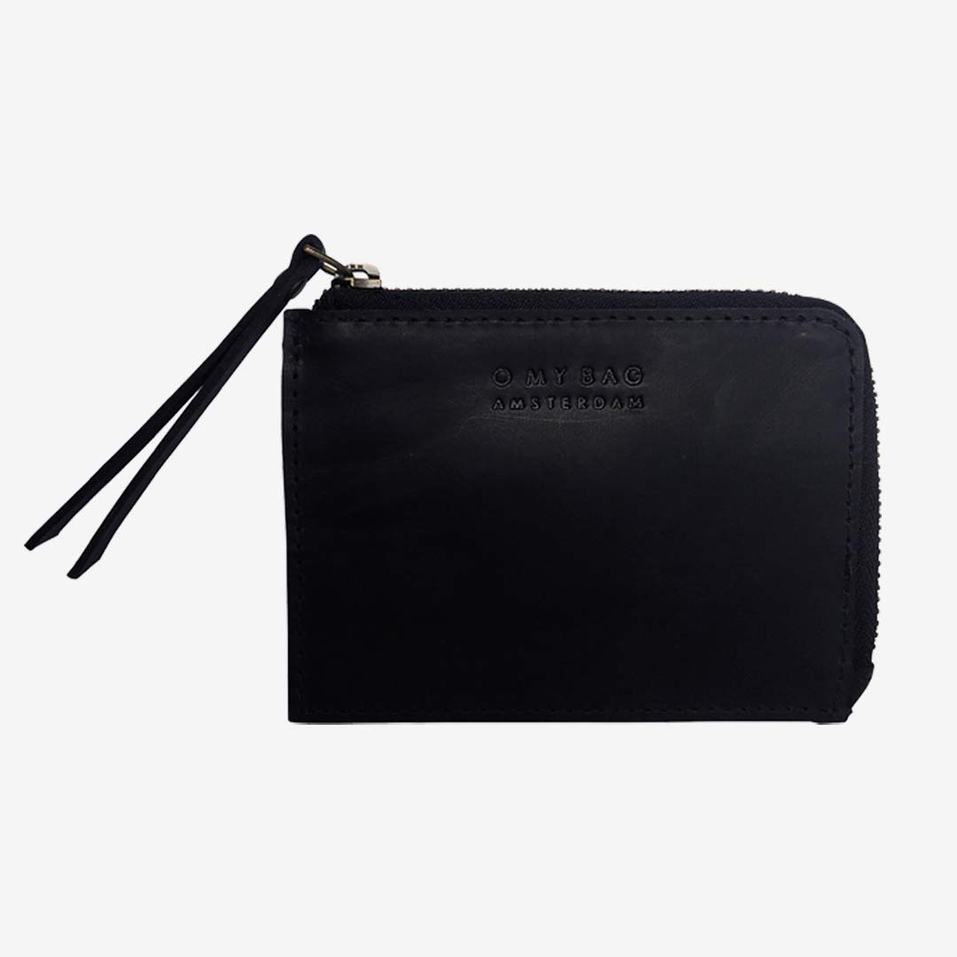 O MY BAG Coin Purse, schwarz