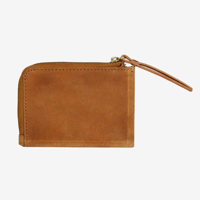 O MY BAG Coin Purse, Leder camel