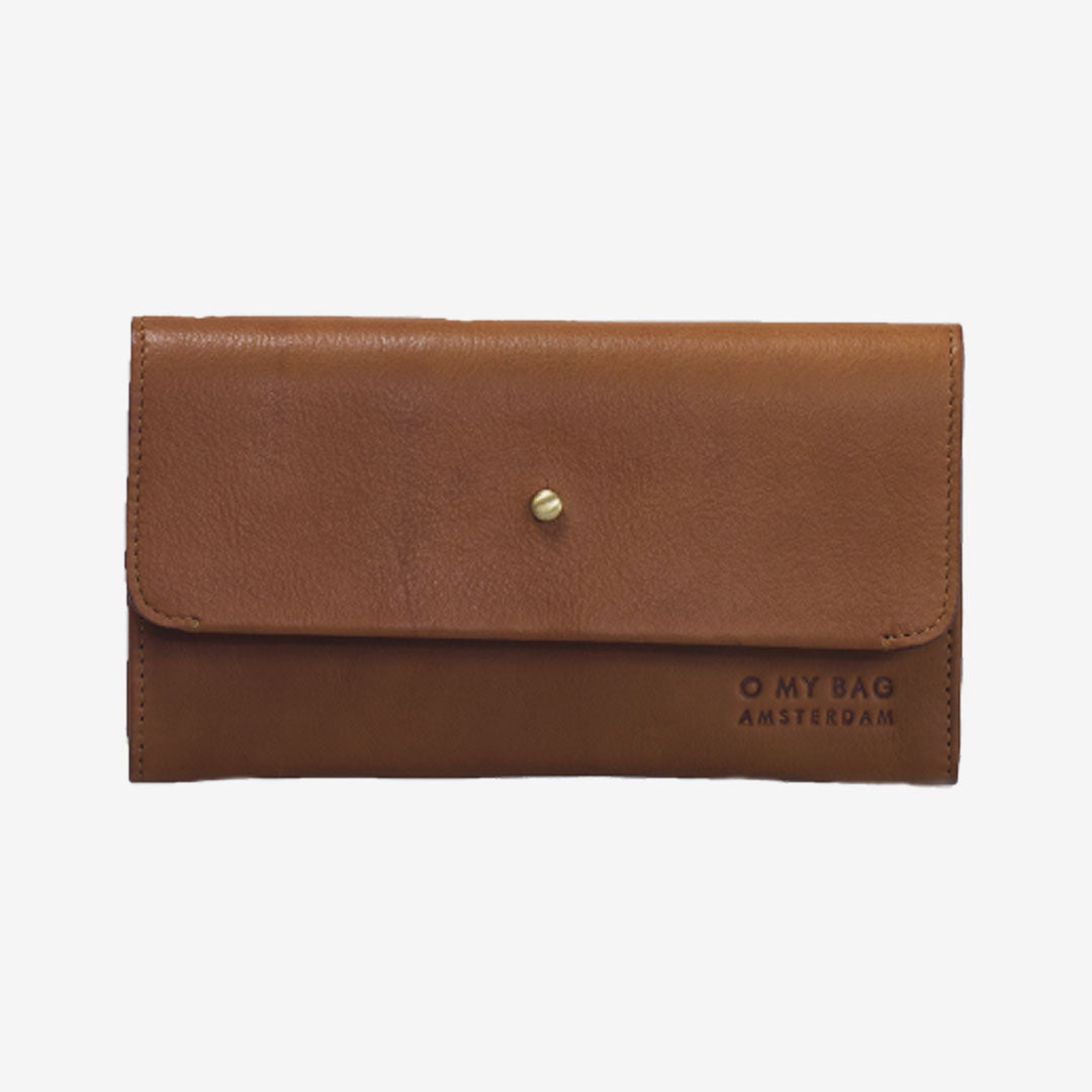 O MY BAG, Damen Geldbörse, Pixies's Pouch, wild oak soft grain leather