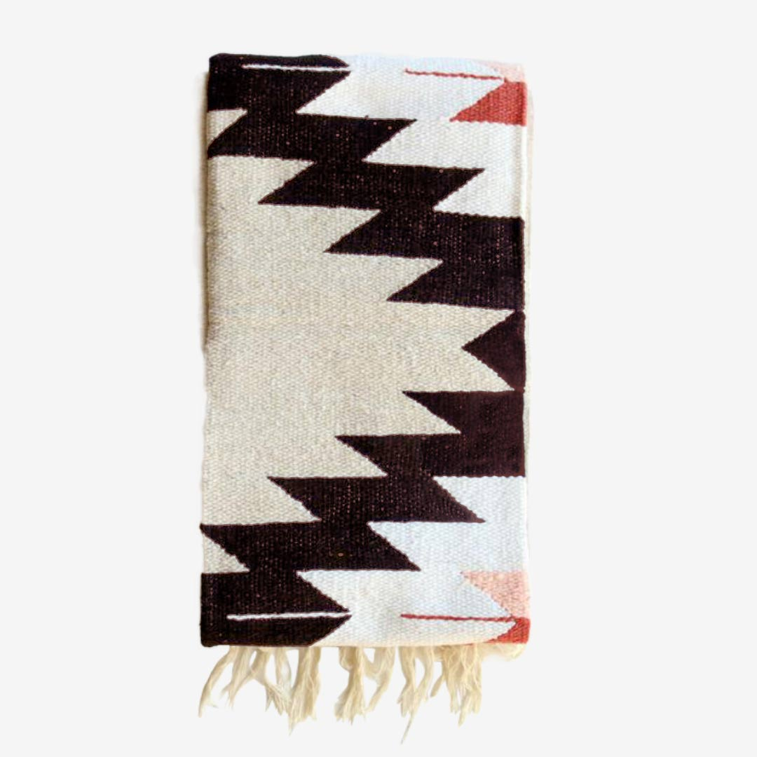 Tribe & True, handgewebte Tagesdecke, Dos Diamantes Collection, Natural