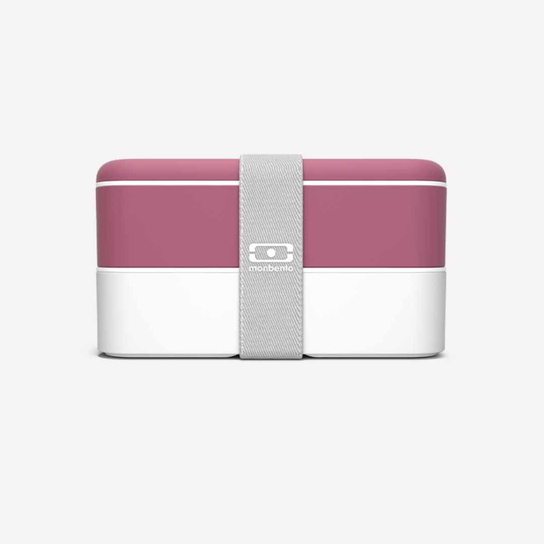 Monbento, The Original, Bento Box Blush Rosa, für unterwegs, Lunchbox