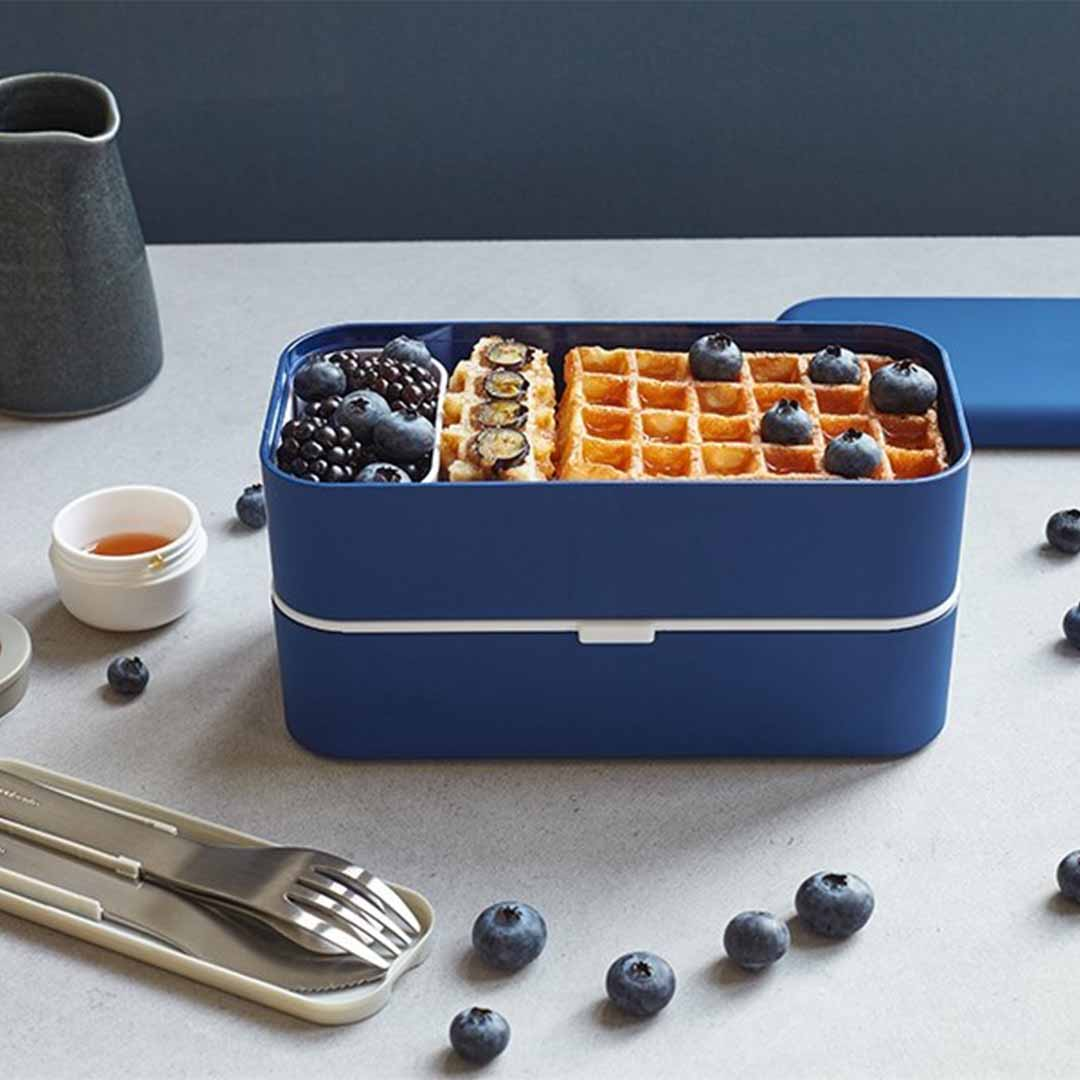 Monbento, The Original, Bento Box Navy