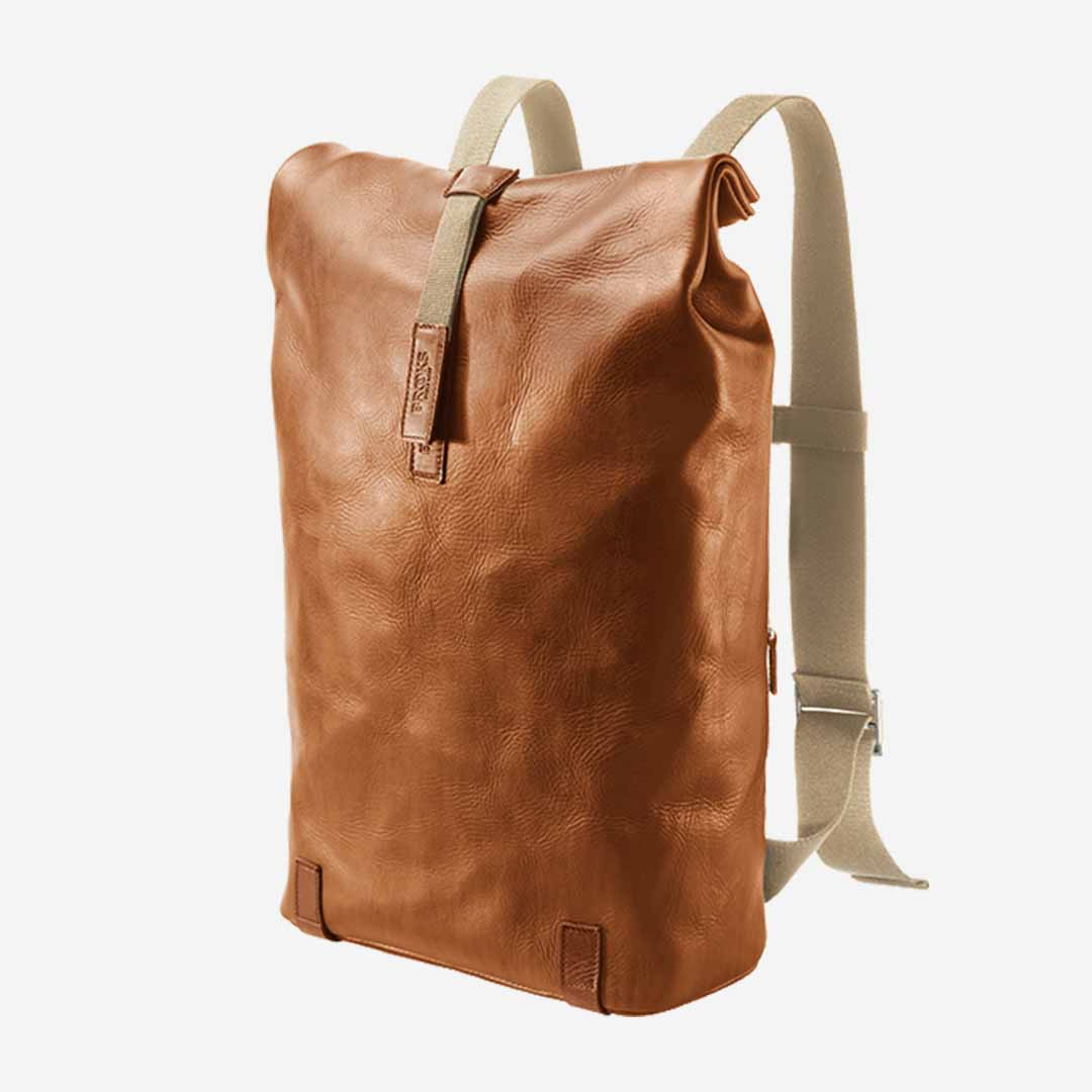 Brooks Pickwick Leder Rucksack 26 Liter honey